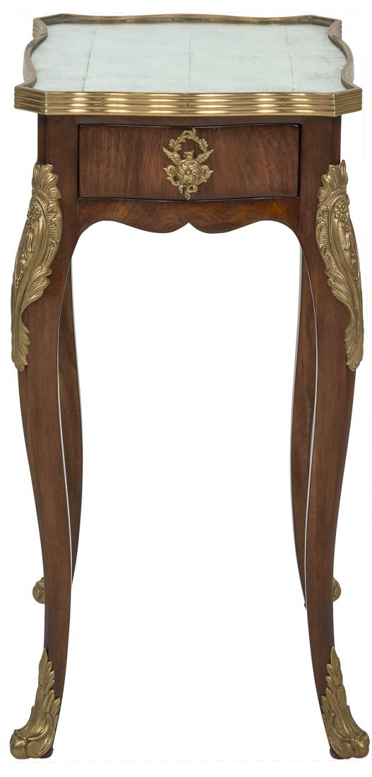 Miraval Eglomise Accent Table
