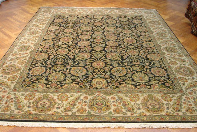 Antique Replica Forest Green Color 12'X9' Extremely