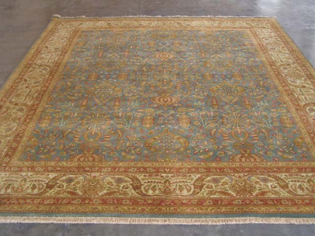 Antique Textured Replica 10'X8' Vegetable Dyed Color