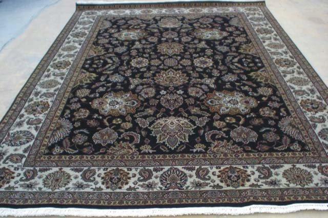 Extremely Durable 10'X8' Fine Quality Jaipur Plush Pile