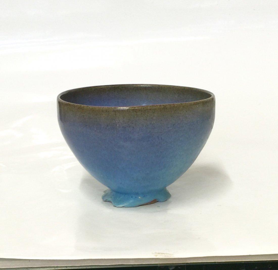 Junyao bowl. Song thru Yuan Period.