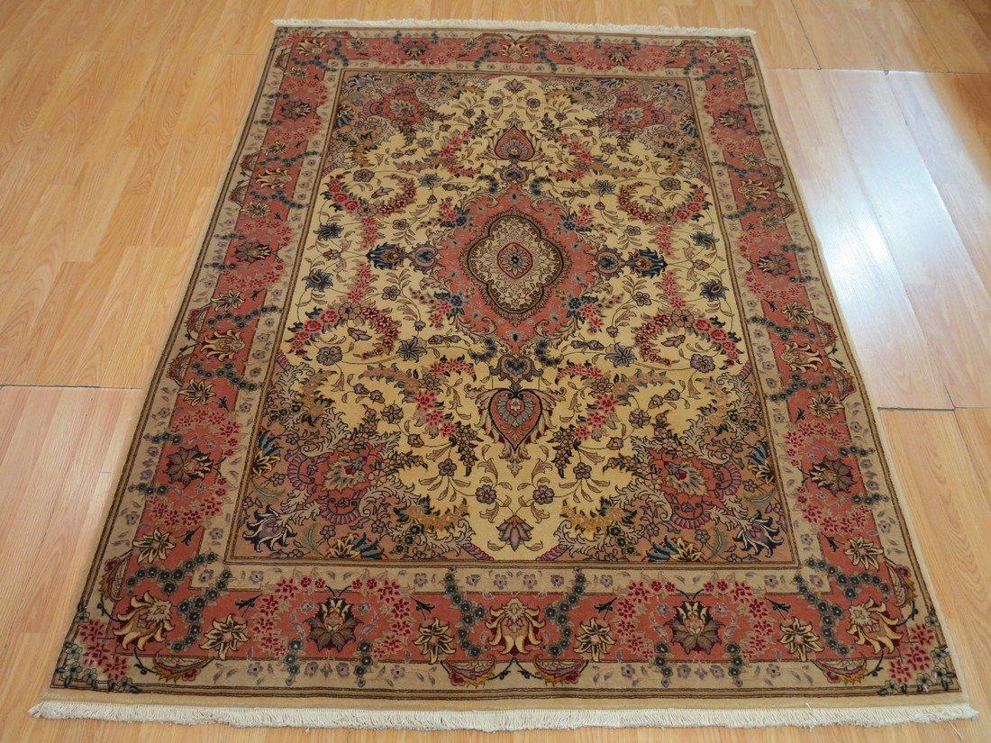 Fine Tabriz 60 ROJ Fine Silk