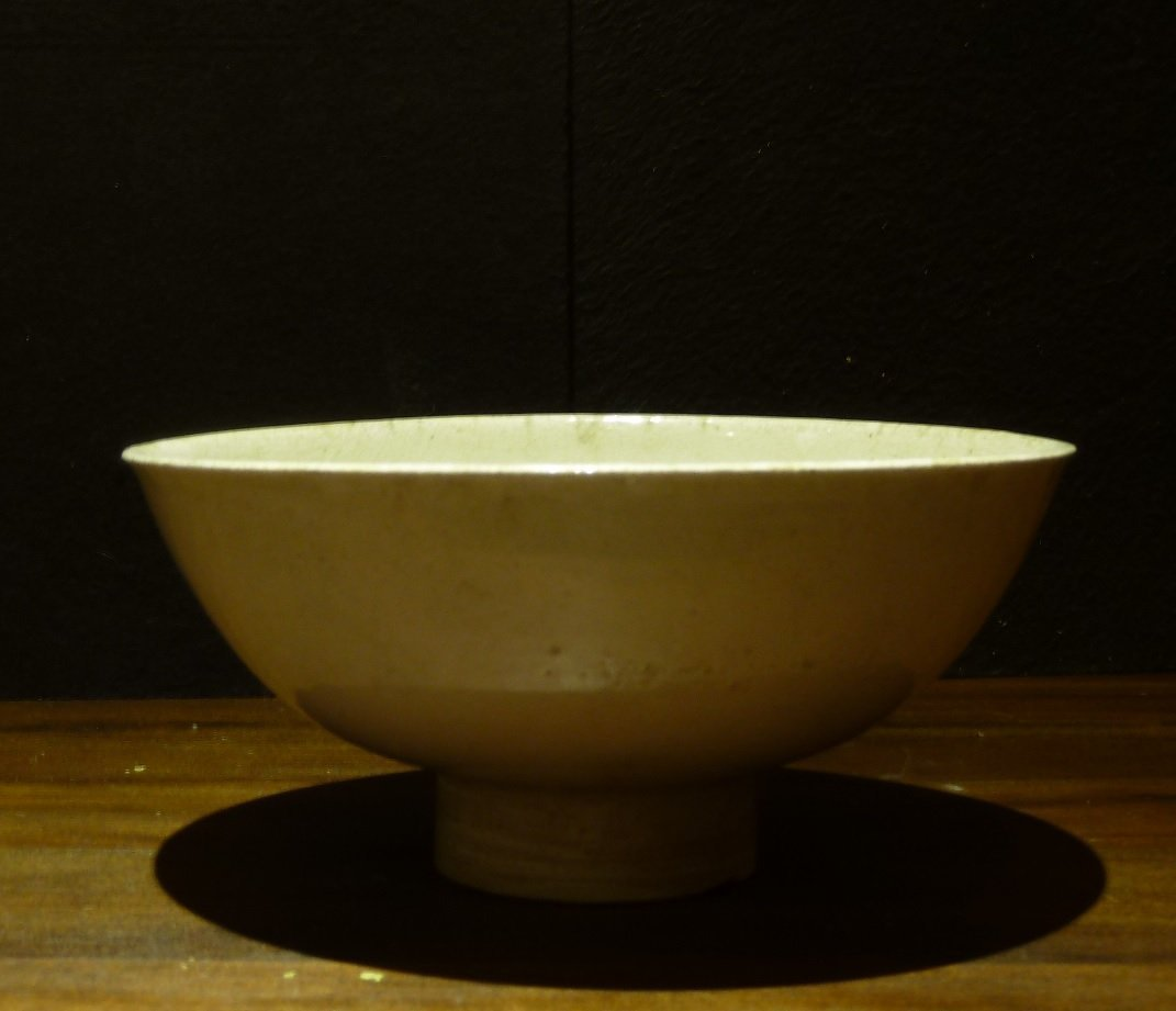 Sung Period 13th Century / Qingbai Ware off White High