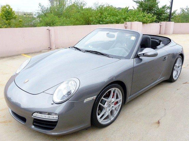 2009 Porsche 911 Carrera S Cabriolet