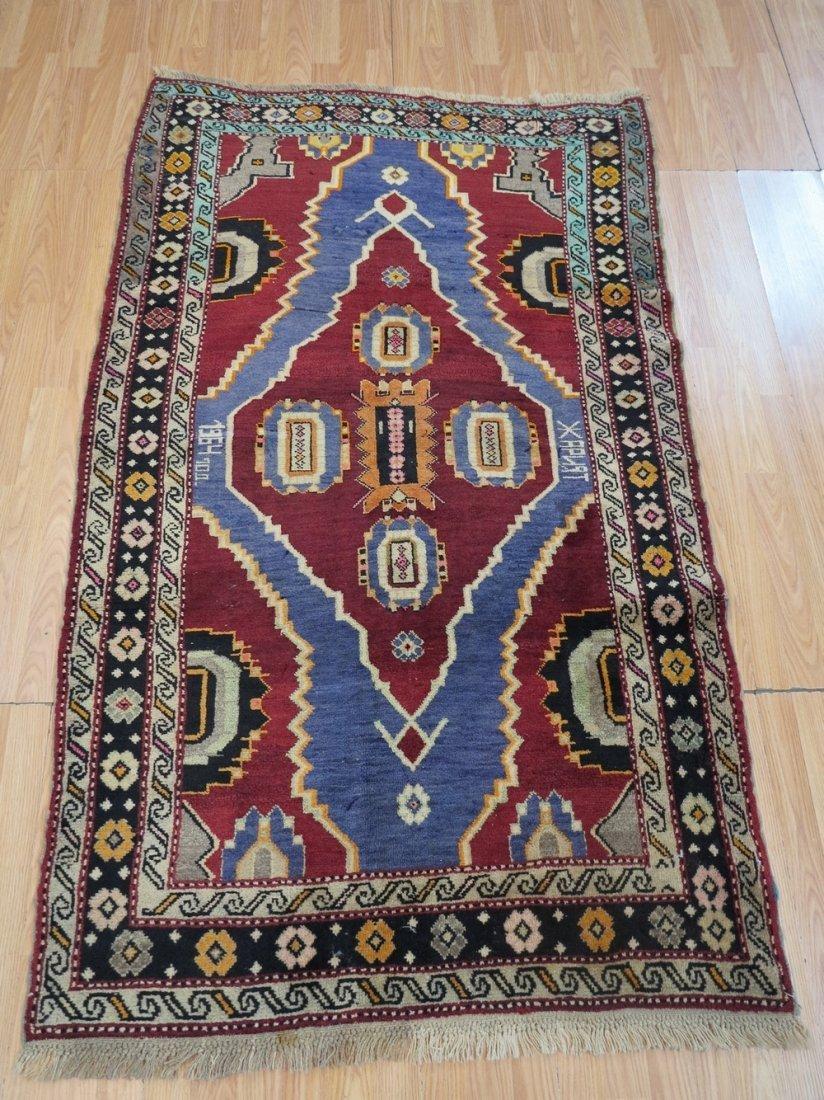 Antique Turkish Kazak