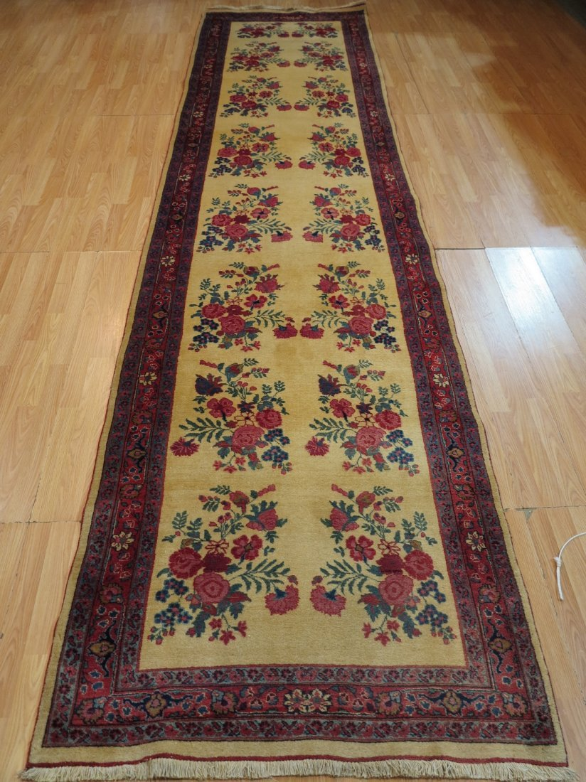 Semi Antique Persian Kashan