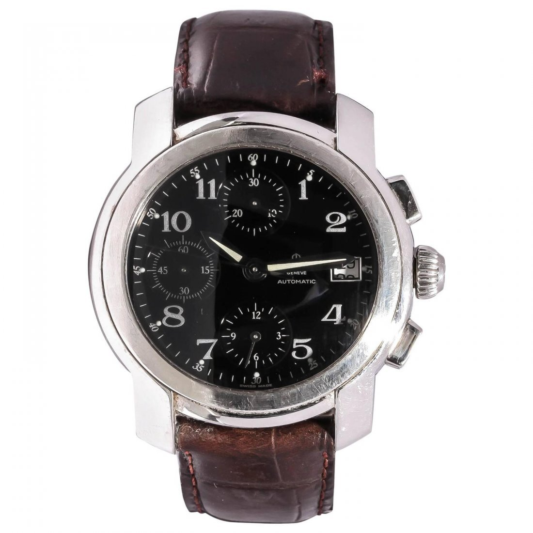Baume & Mercier Geneve Stainless Steel Automatic