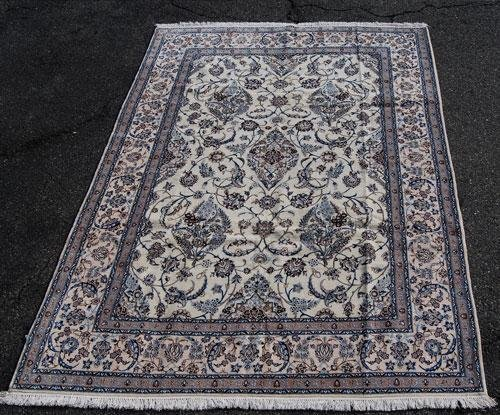 INVESTMENT QUALITY PERSIAN NAIN SIGNED BY MASTER WEAVER