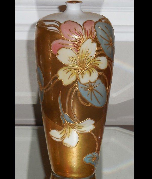 Superb Antique Rosenthal China Art Nouveau Gilded