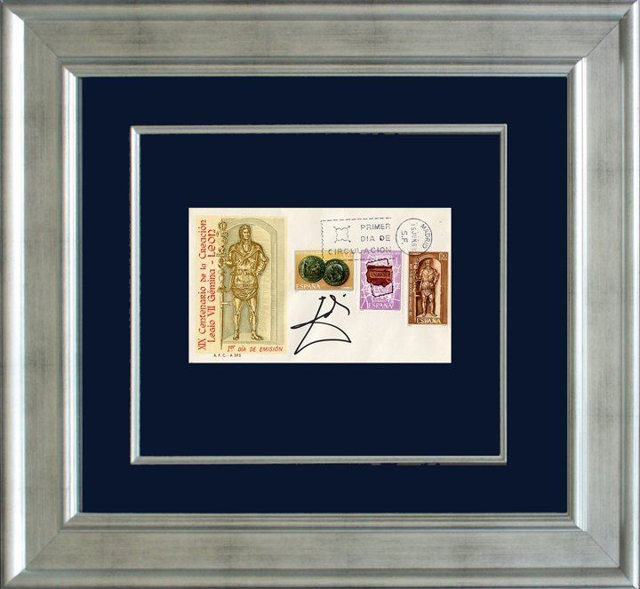 Very Fine Hand Signed Salvador Dali Lithograph