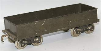 Vintage Prewar LIONEL Train Standard Gauge Dk. Gray