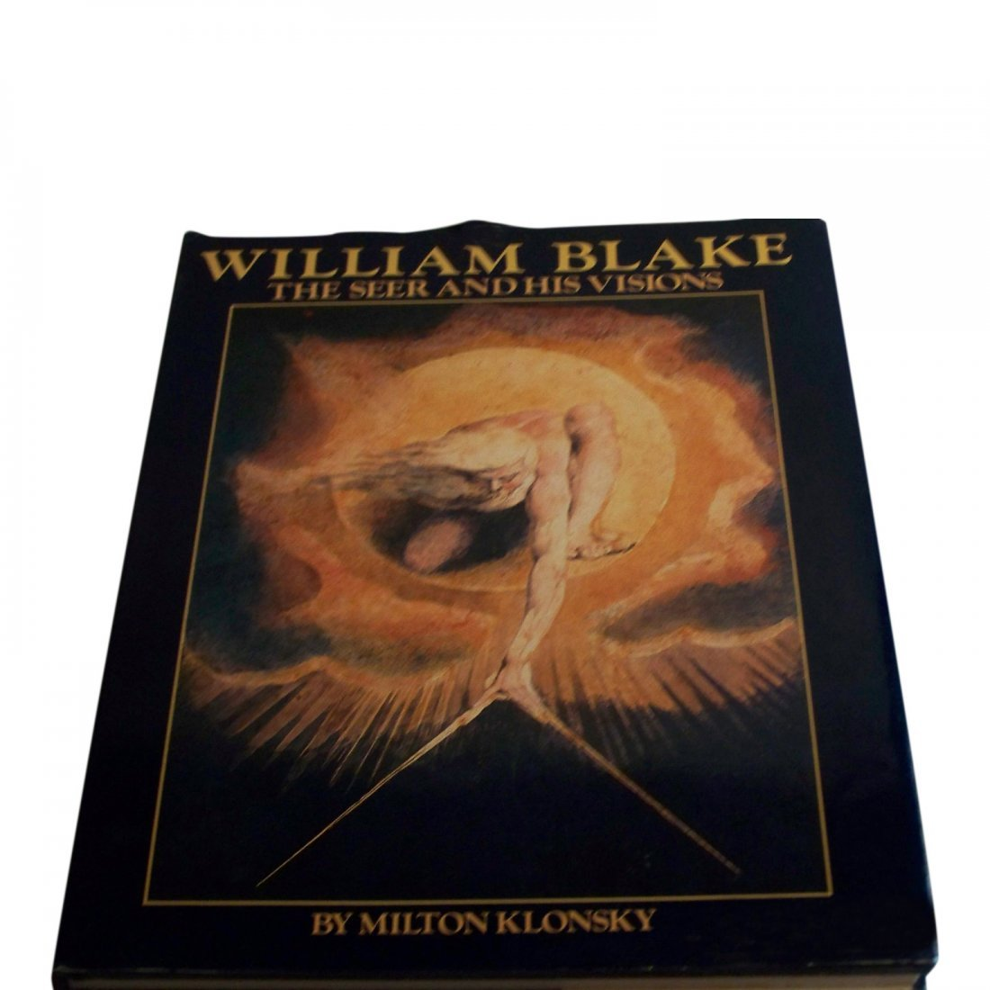 William Blake, the Seer and His Visions