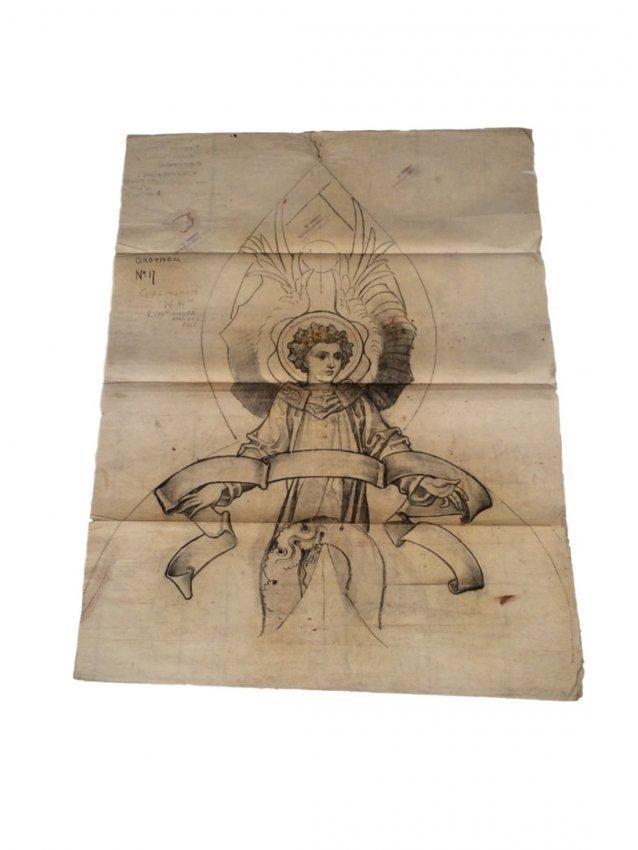Angel Scroll