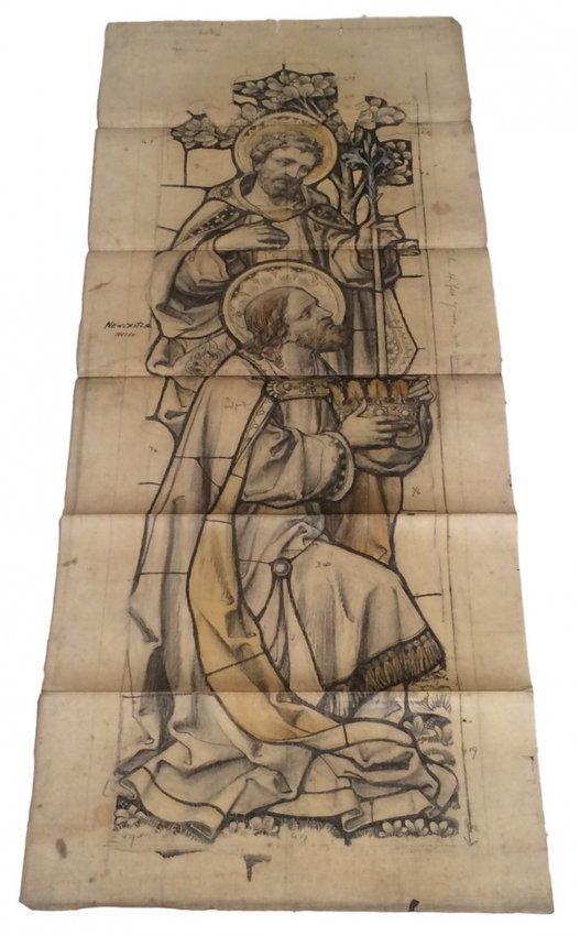 Adoration of the Maji (Version 2)