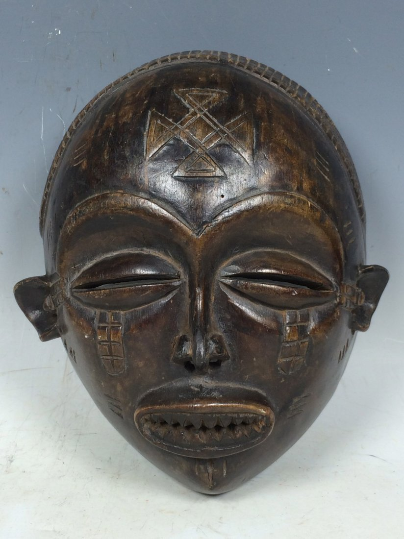 Chokwe Passport Mask