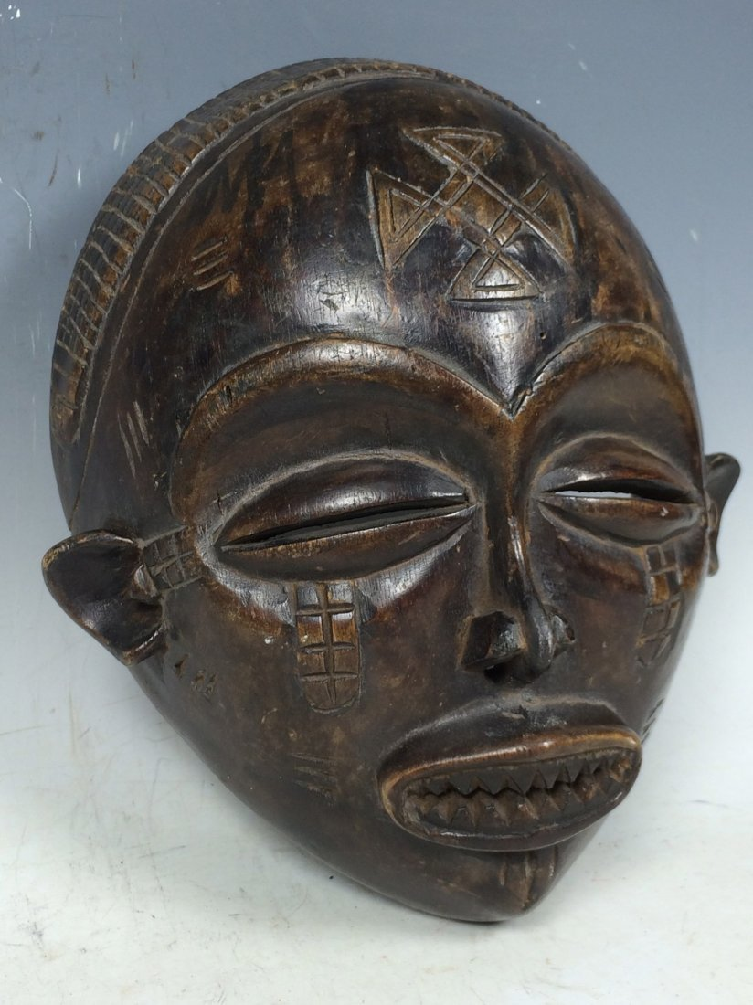 Chokwe Passport Mask - 2