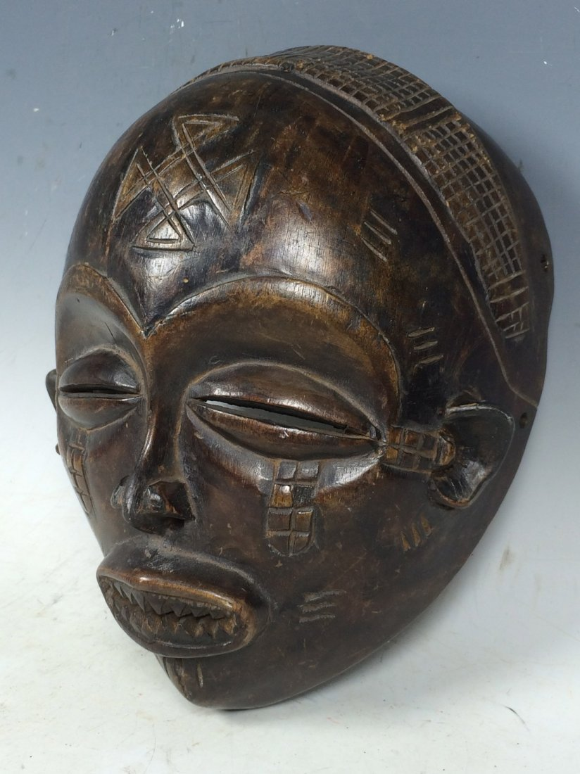 Chokwe Passport Mask - 3