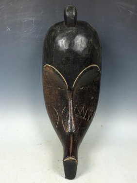 Black Fang Mask