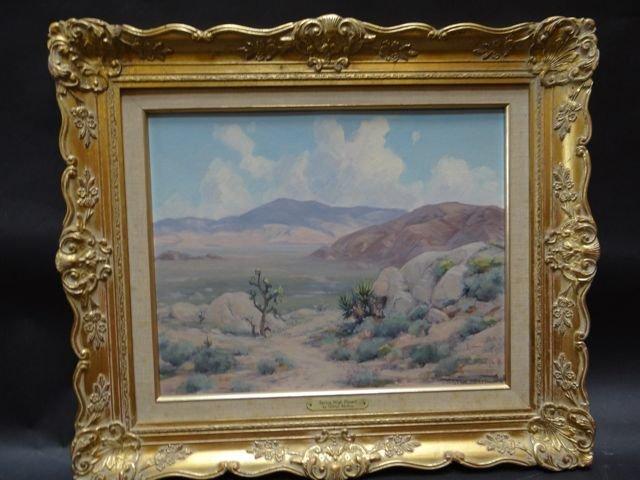 """Wilton McCoy """"Spring High Desert"""" P598"""