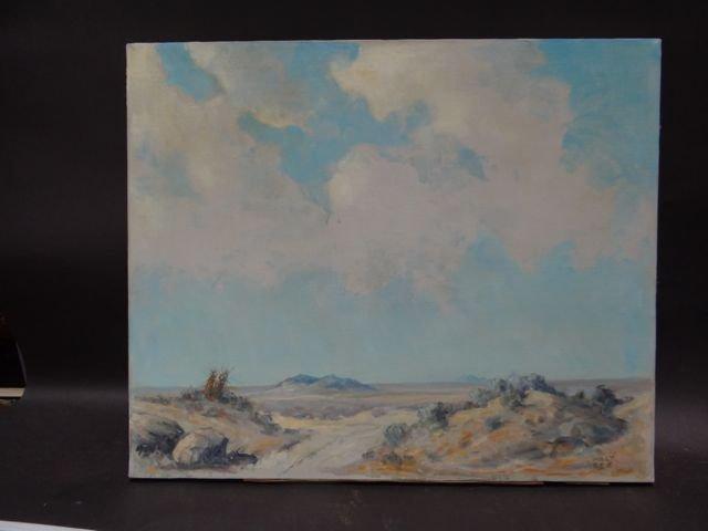 Walt Lee Desert Plein Air P529