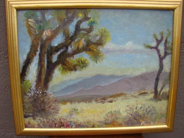 Ben Messick Desert Landscape P030