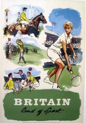 Britain, Land Of Sports