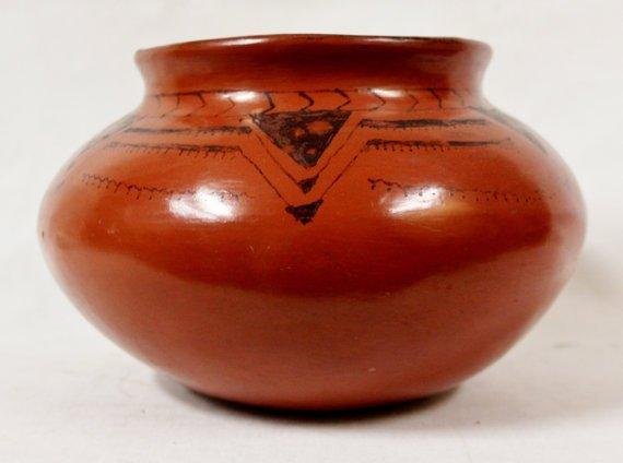 Native American, Historic Maricopa Pottery Bowl, C1930s