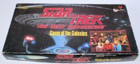 Vintage 1993 Star Trek - The Next Generation Game Of