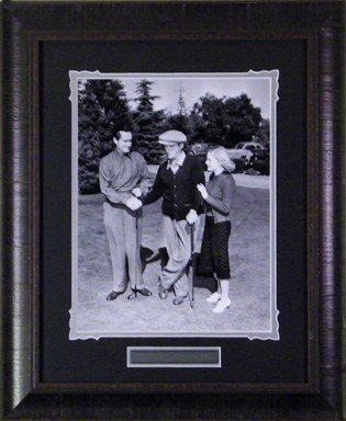 BING CROSBY, BOB HOPE, MARY CARLISLE
