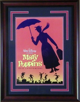 Small Mary Poppins Poster