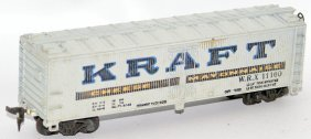 Mantua / Tyco Ho Scale Kraft Cheese Mayonnaise Reefer