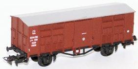 Ho Scale Liliput Box Train Car Fs Italia, Ln Condition