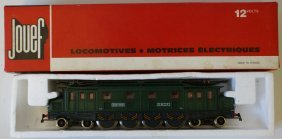 French Jouef Ho Scale 2d2 9120 Sncf 8592 Locomotive