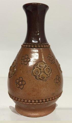 """Royal Doulton Lambeth Mini Vase, H. 3"""""""