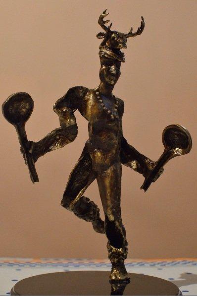 Bronze Sculpture -Tino Narcia