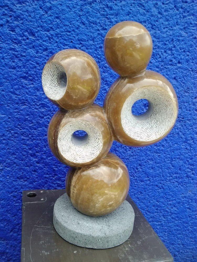 Original Marble Sculpture-Gustavo Nequiz