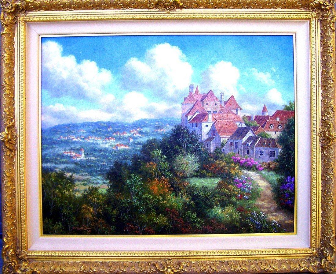 High End Original American Master Dennis Patrick Lewan