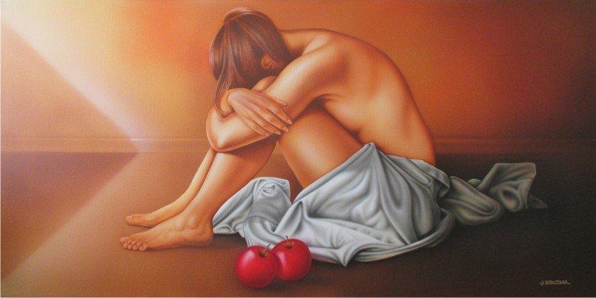Light of Dawn-Acrylic on Canvas Original High End