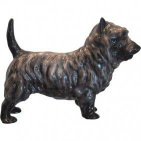 Rare Cairn Terrier Dog Figure Hn1034 - Royal Doulton