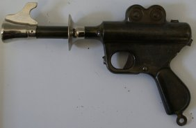 1930's Buck Rogers Gun Metal Version '25th Century'
