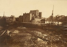 Castle Rushen, Castledown, Isle Of Man, August 1876