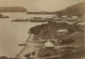 English Harbour & Dockyard, Antigua, West Indies