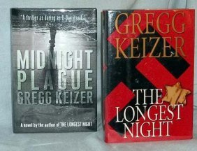 Gregg Keizer 1st & 2nd Books Signed 1st Ed Hcs W/djs