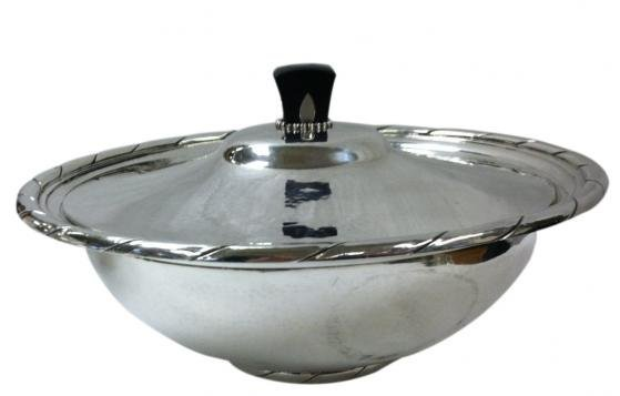 Georg Jensen Sterling Silver Tureen 88A