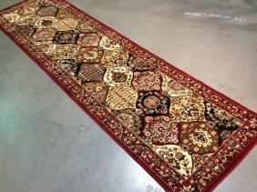 10 Ft Traditional Allover Persian Bakhtiari Design