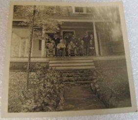 2 Original Photos Of Teddy Roosevelt