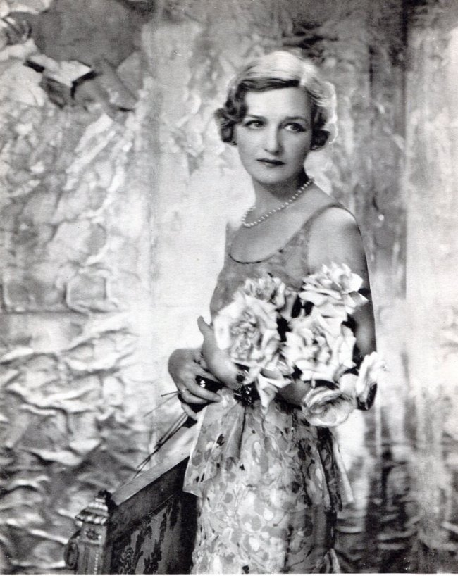 Beaton, Cecil - Miss Lily Elsie