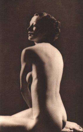 Everard, John - A Study (nude)
