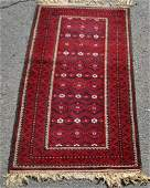 NICE LOOKING HAND WOVEN AUTHENTIC PERSIAN BALOOCH, 3.3