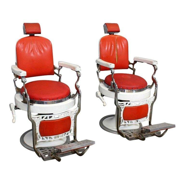 Godfather Era Barber chairs